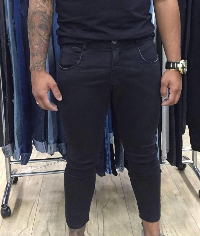 Calça Jeans Capri Masculina (6075)