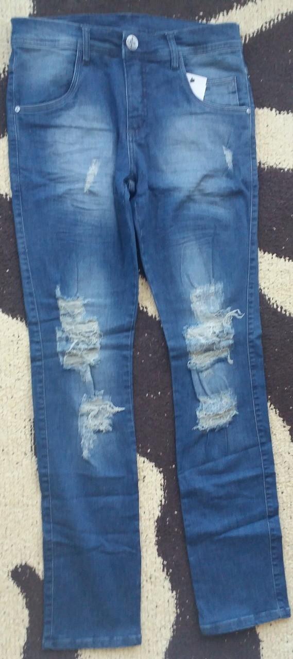 Calça Jeans Cazzuano Colbie Masculino