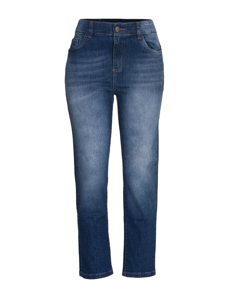 Calça Jeans Cigarrete Feminina Fact Jeans Ref. 04058