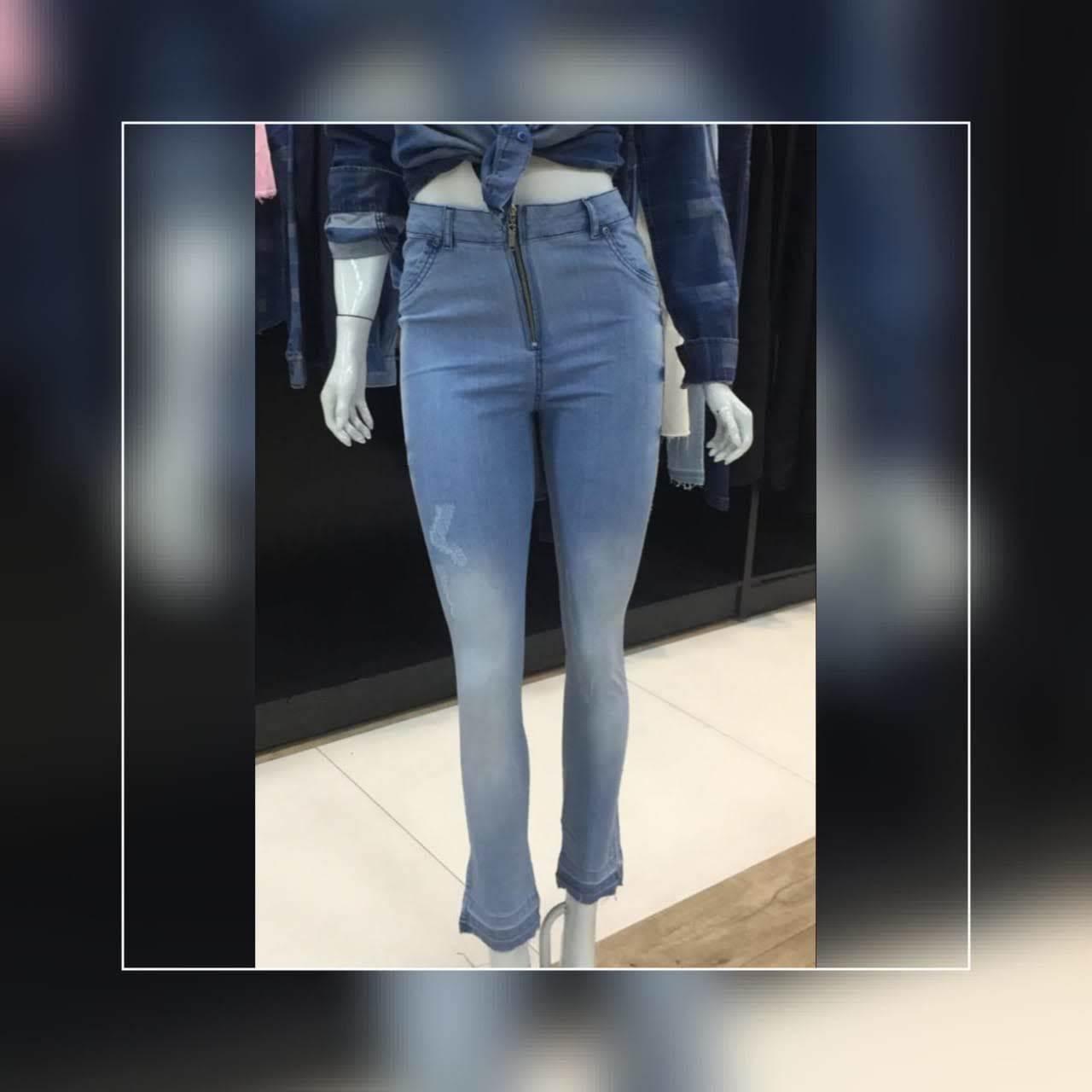 Calça Jeans Feminina (4014)