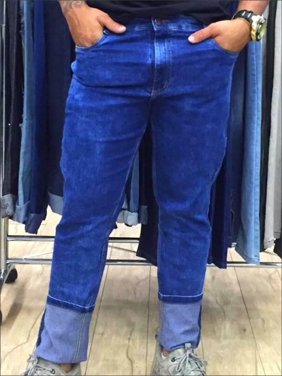Calça Jeans Masculina (6082)