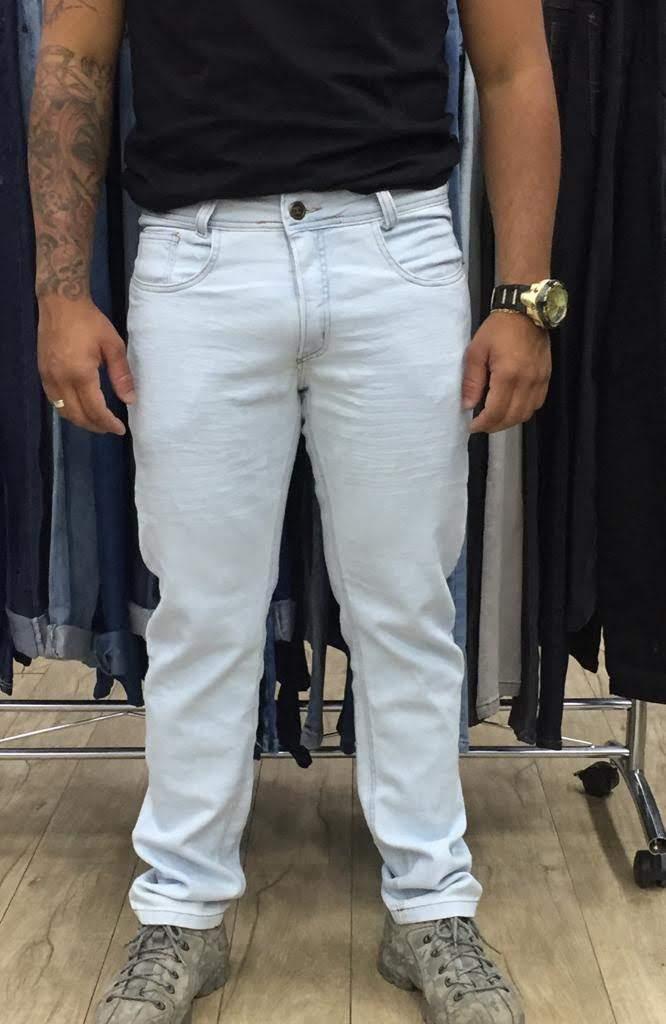Calça Jeans Masculina Slim Delavê (6074)