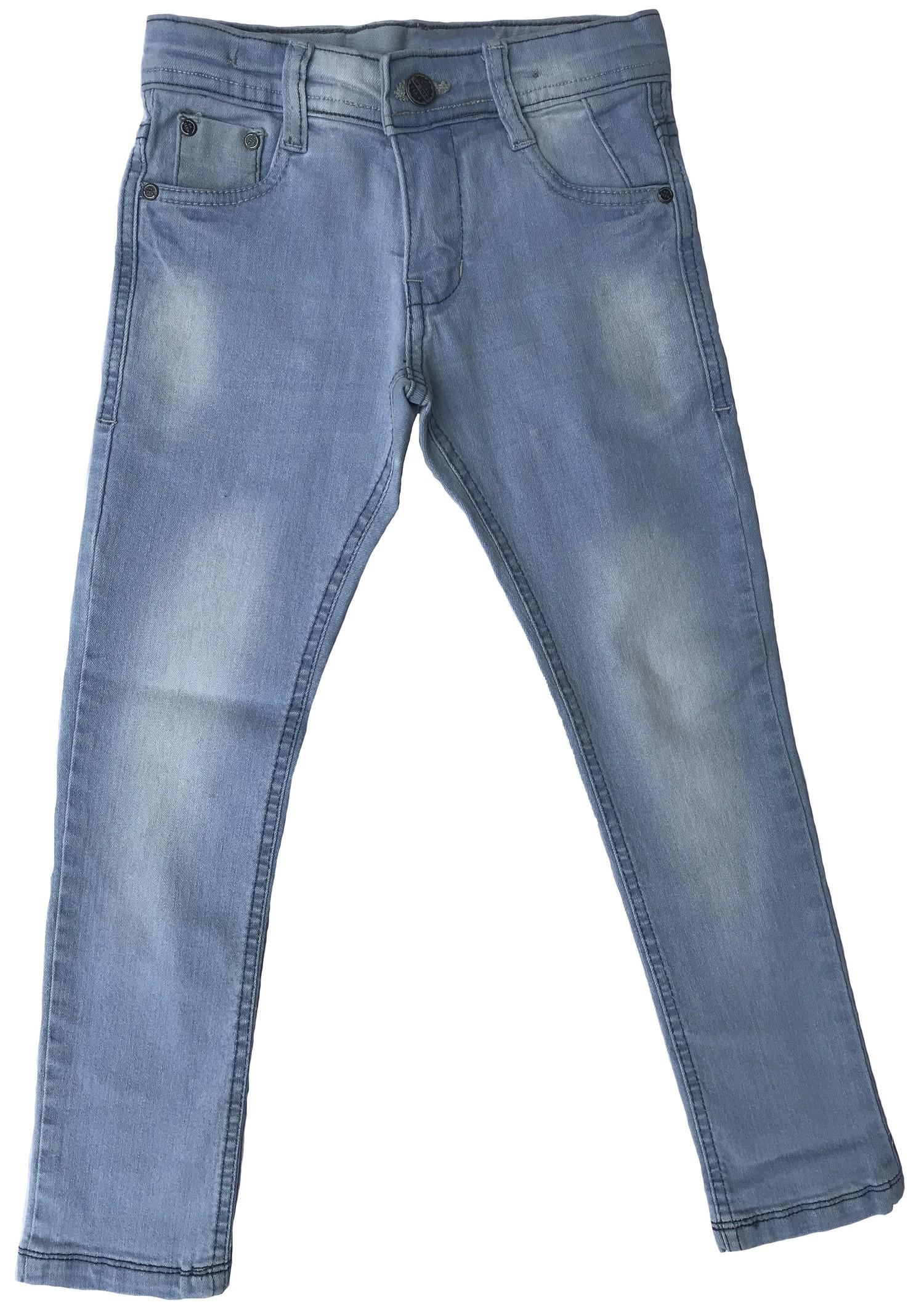 Calça Jeans Masculina Infantil [TV005-2]