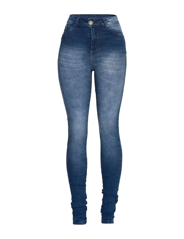 Calça Jeans Skinny Feminina Fact Jeans Ref. 04090