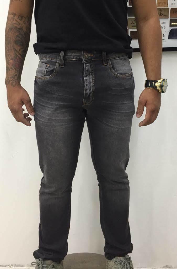 Calça Jeans Slim Masculina (6066)