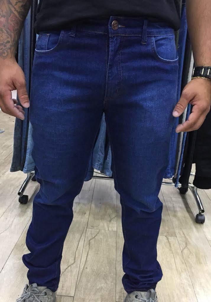 Calça Jeans Slim Masculina (6090)