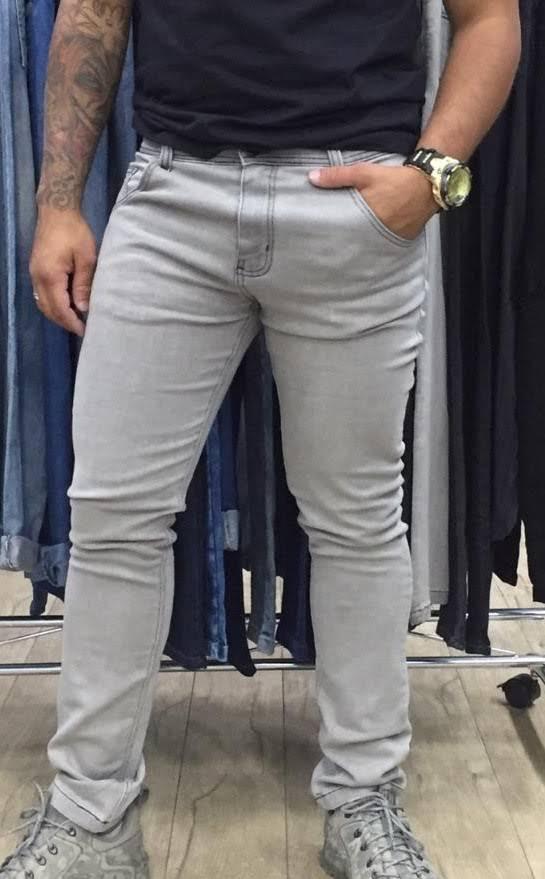 Calça Jeans Super Skinny Masculina (6088)