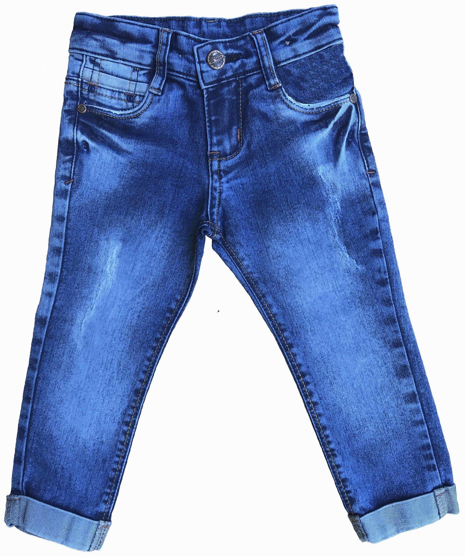 Calça Masculina Infantil Jeans [306-2]