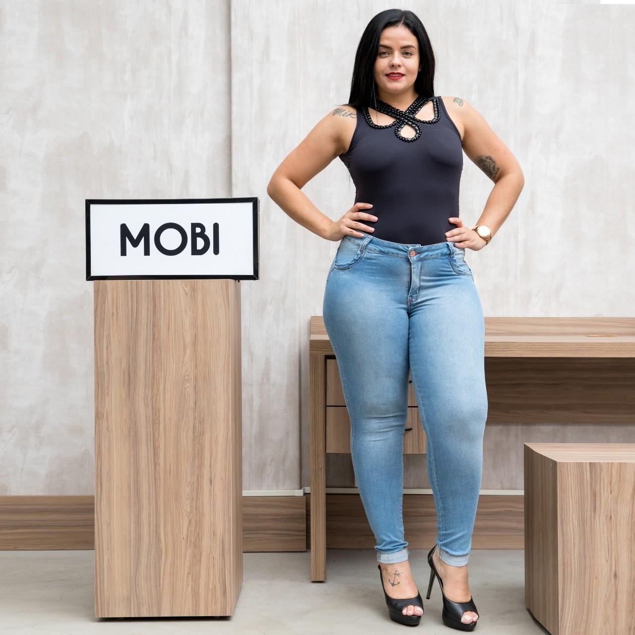 Calça Mobi Plus Size ref. 38011