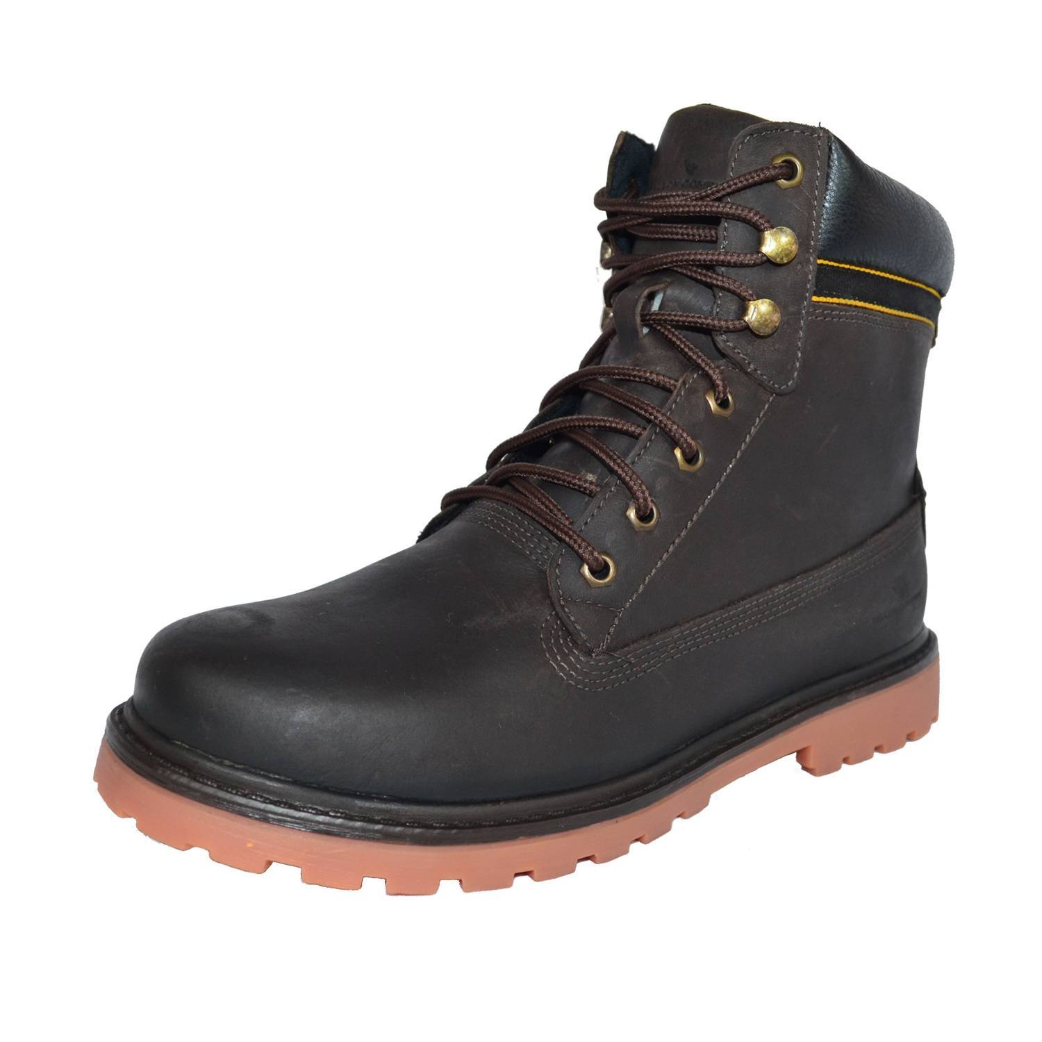 Bota Coturno Fallon Iron Head