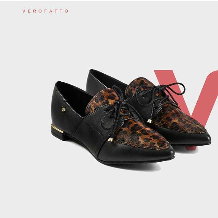 Sapato Oxford Onça [CH1002]