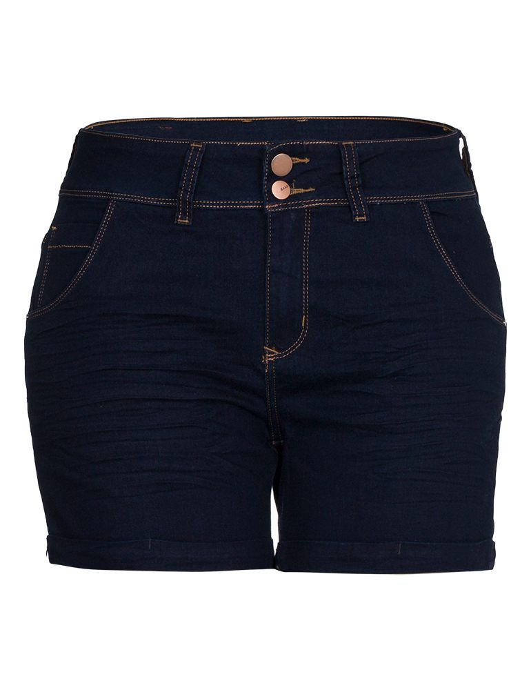 Shorts Jeans Fact Jeans - Plus Size Ref. 04031