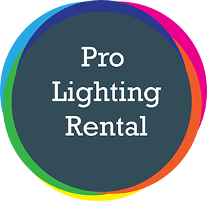 Pro Lighting Rental - Rent Event Lighting