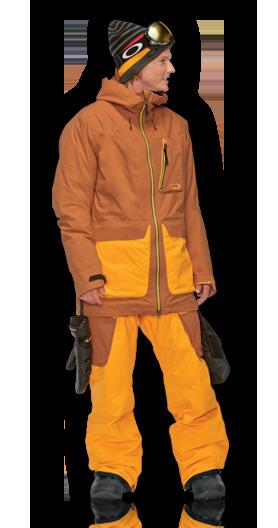 Shop Canopy Goggle · Shop Fairhaven Jacket · Shop Fairhaven Pant