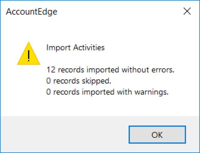Import Activity
