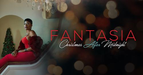 Fantasia's Christmas Tour is Coming to Nashville - Presale Code Inside