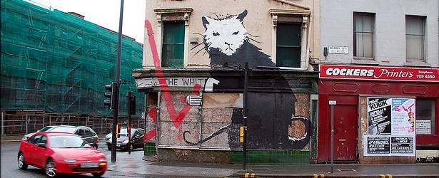 Banksy - Graphics