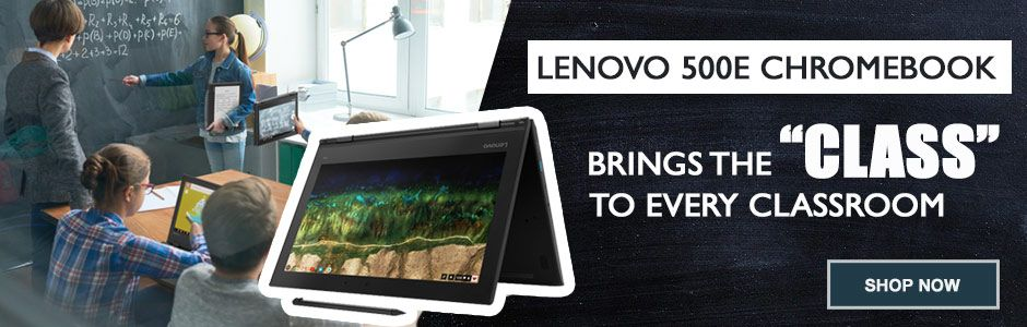 Lenovo 500e banner