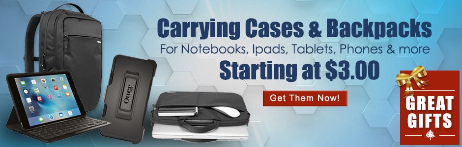 banner - carrying cases