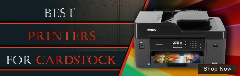 Banner Cardstock Printers