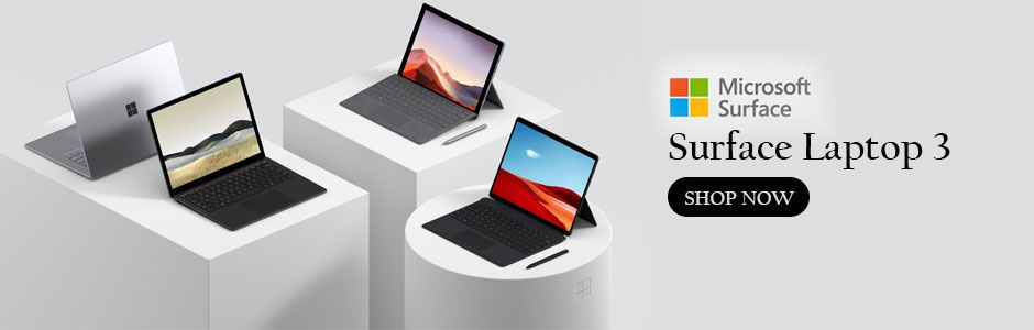 Microsoft Surface Laptops