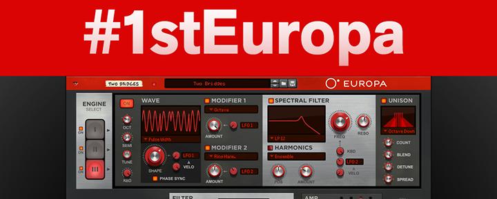 #1stEuropa –It's Europa fest!