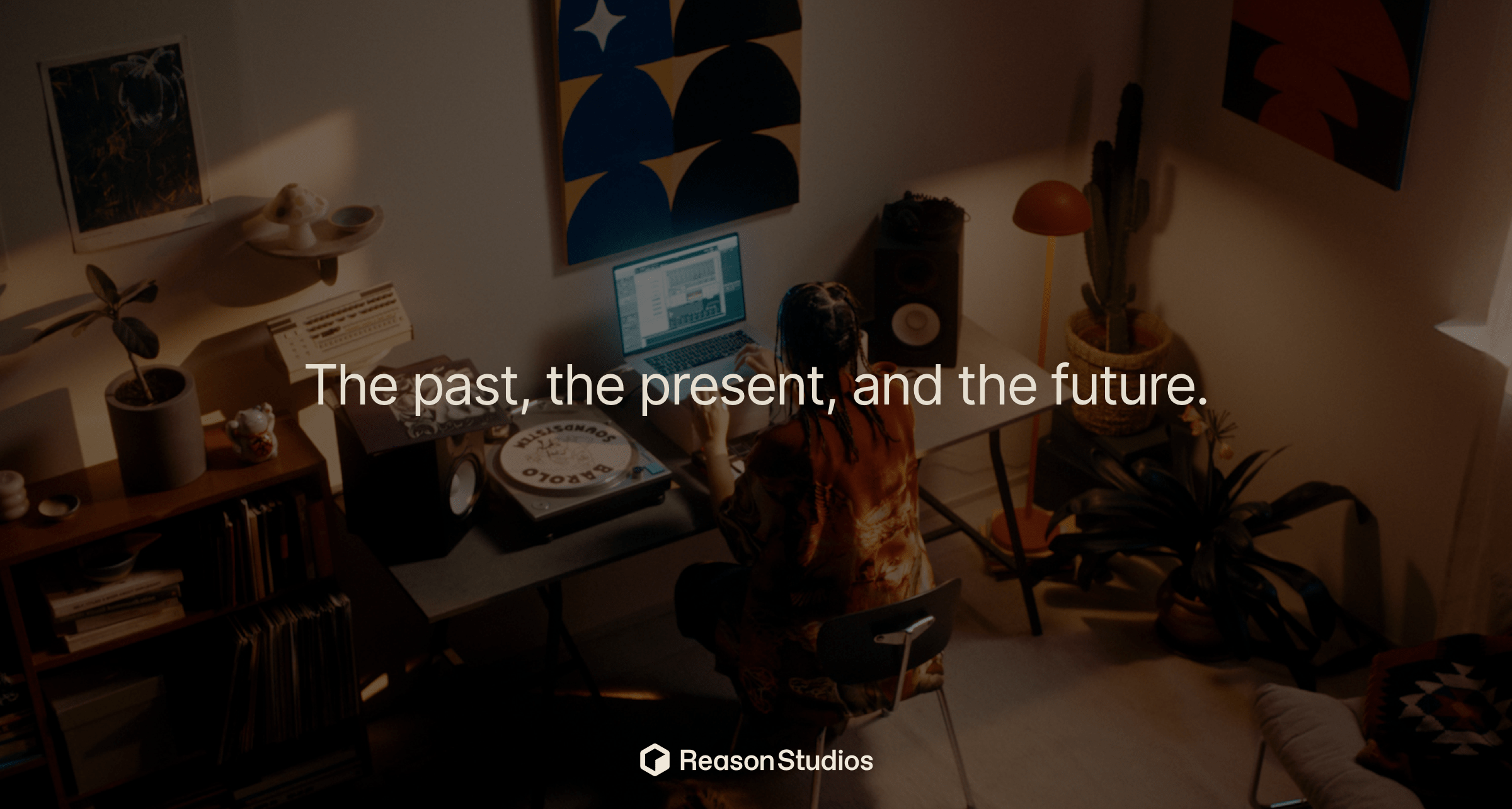 Getting lost in the fun of serious music making – a roadmap for Reason