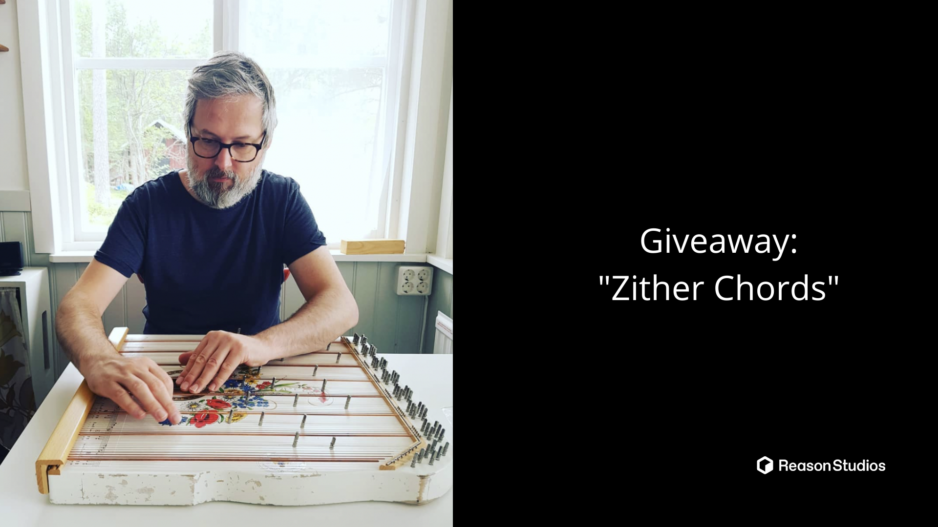 Friday Giveaway - Zither Chords