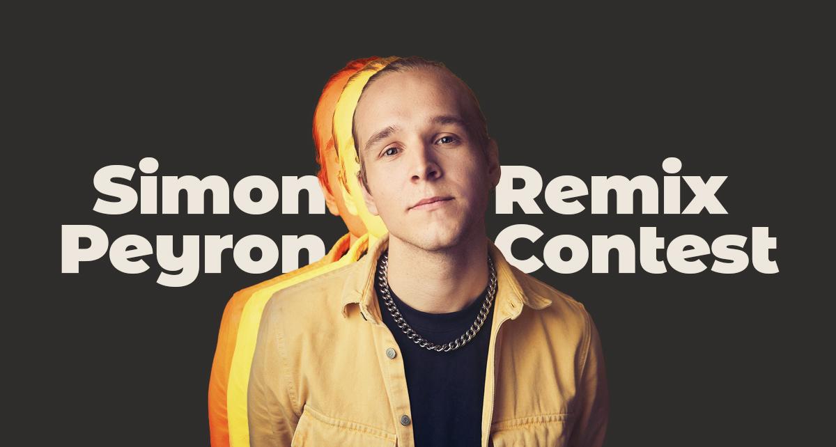 Simon Peyron Remix Contest