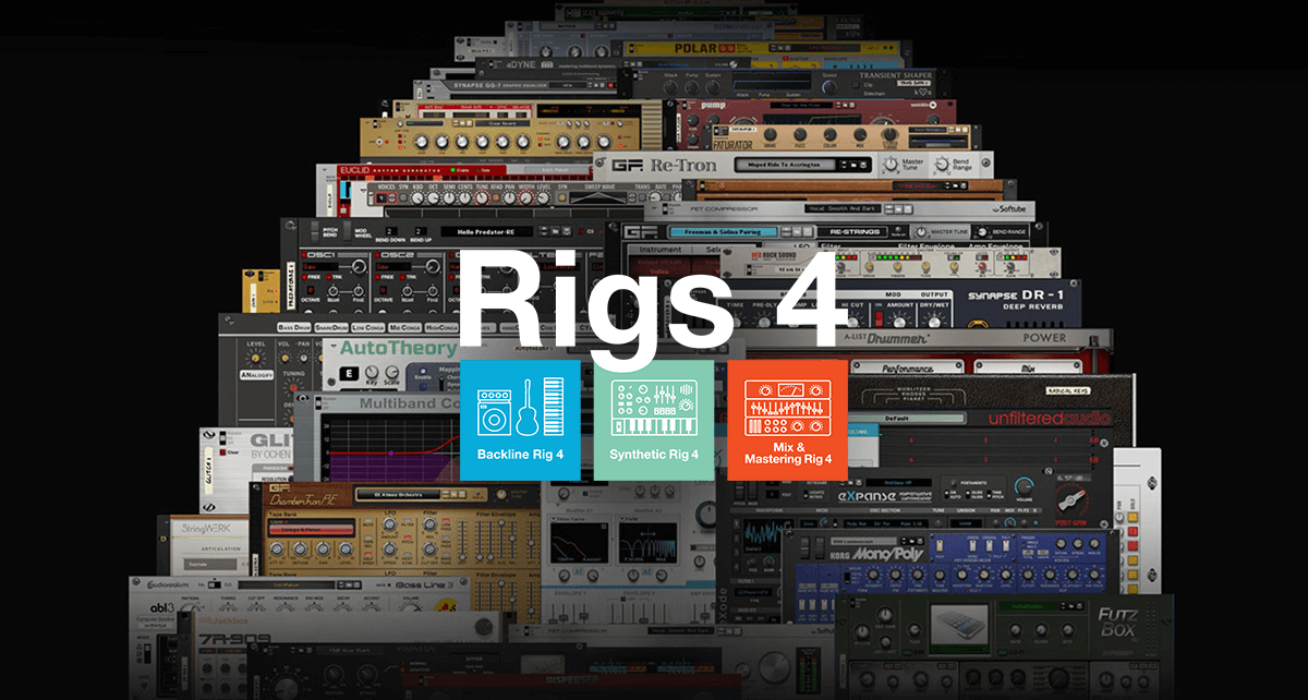 Rigs 4 are here