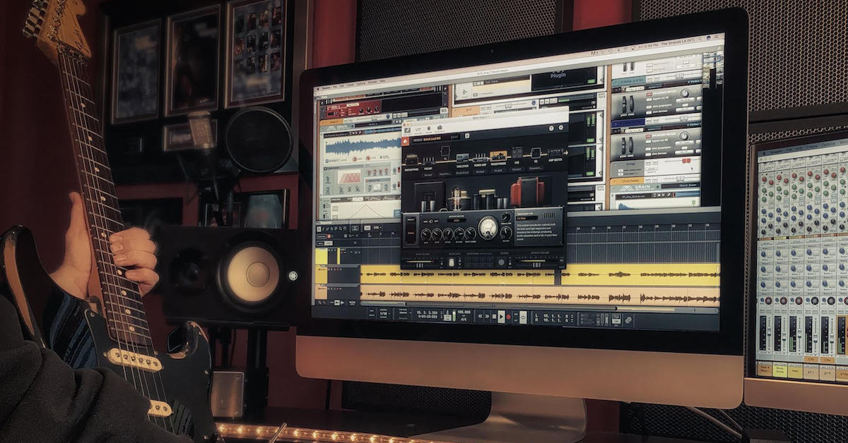Propellerhead and Positive Grid's BIAS AMP 2 and Reason 10 Giveaway