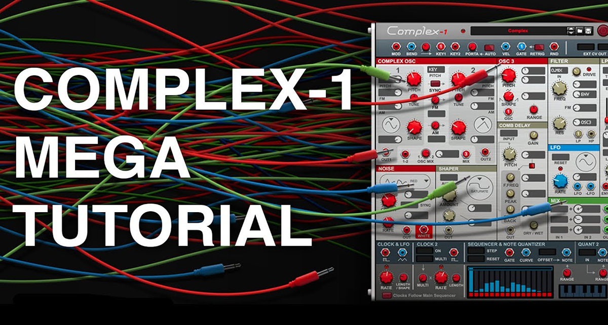 Watch: DivKid's Complex-1 MEGA TUTORIAL