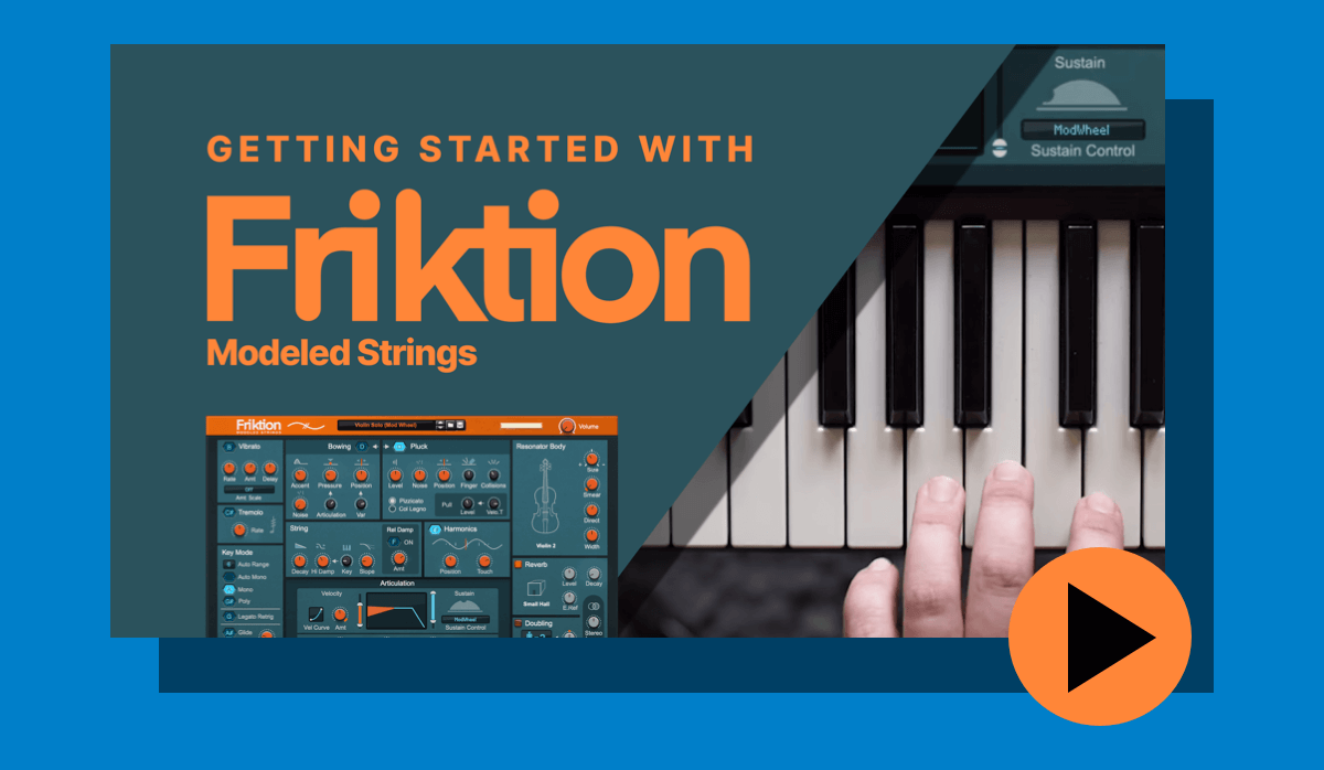 Get started with Friktion