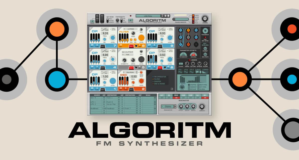 The design of Algoritm