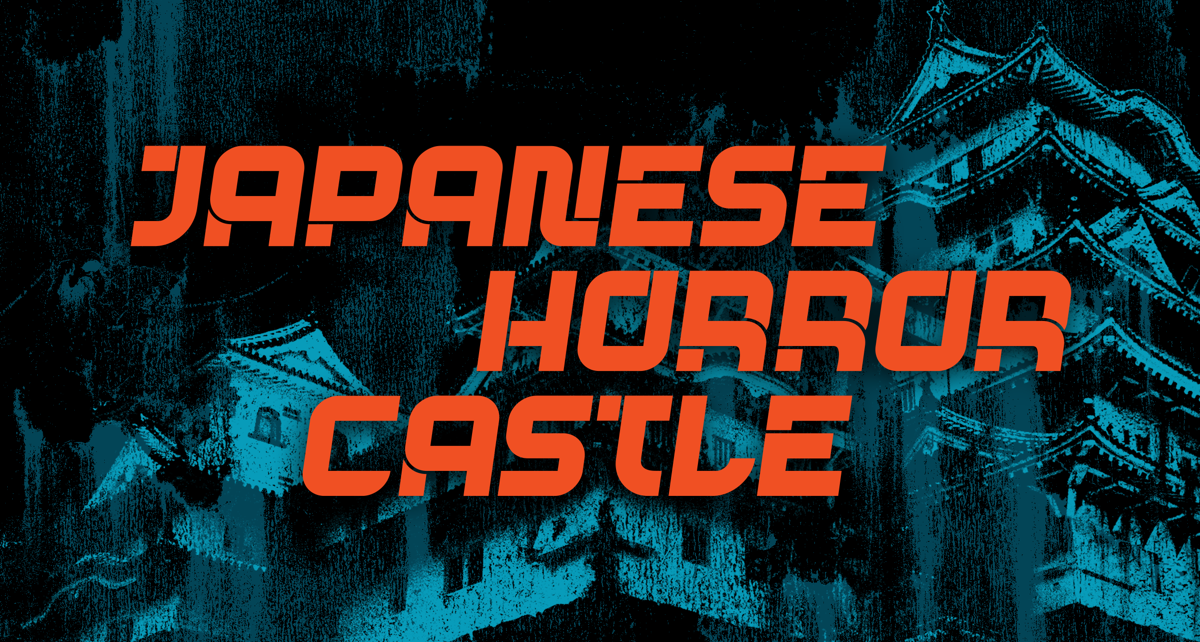 Download the free Japanese Horror Castle Friktion pack