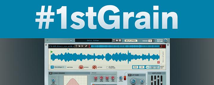 #1stGrain –it's Grain fest!