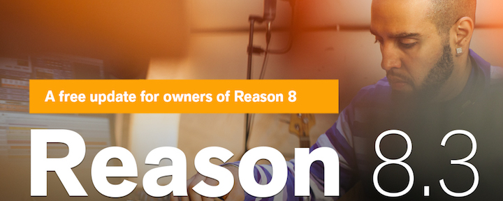Reason 8.3 is here