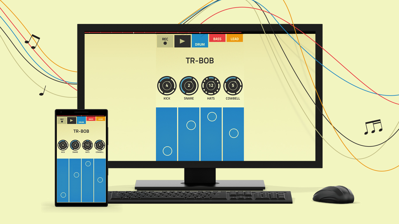 Propellerhead Figure Music App Now Available for Wi