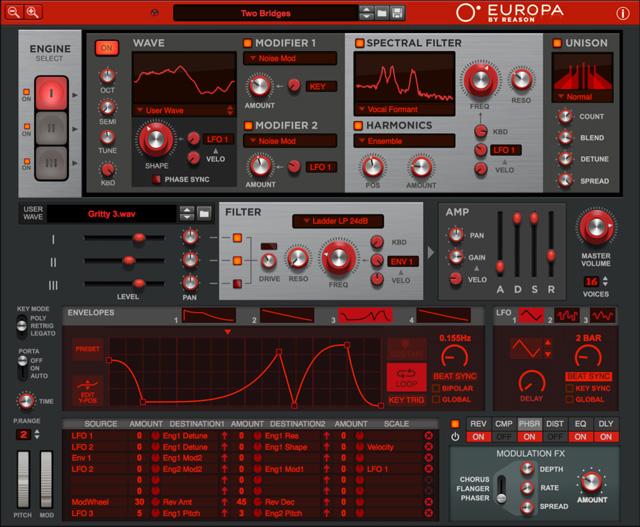 Europa by Reason screenshot