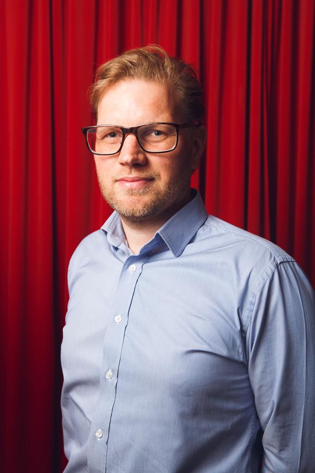 Niklas Agevik as CEO image 2