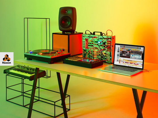 Propellerhead Releases Reason 10 Music Production Software