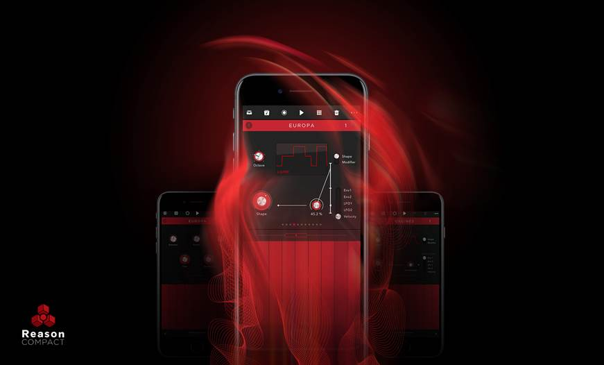 Propellerhead Facilitates Music Making Everywhere with Reason Compact Mobile App
