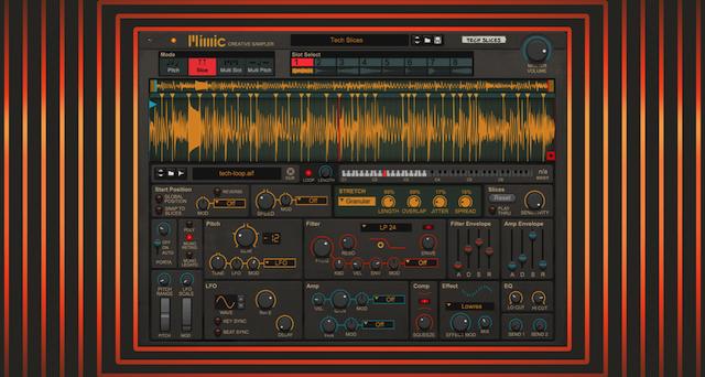 Reason Studios releases brand new Mimic Creative Sampler
