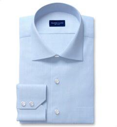 Non-Iron Supima Blue Royal Oxford Tailor Made Shirt