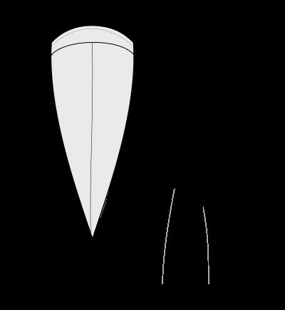 Allen Grey Chalkstripe Wool Flannel Suit Custom Fit Tailored Clothing