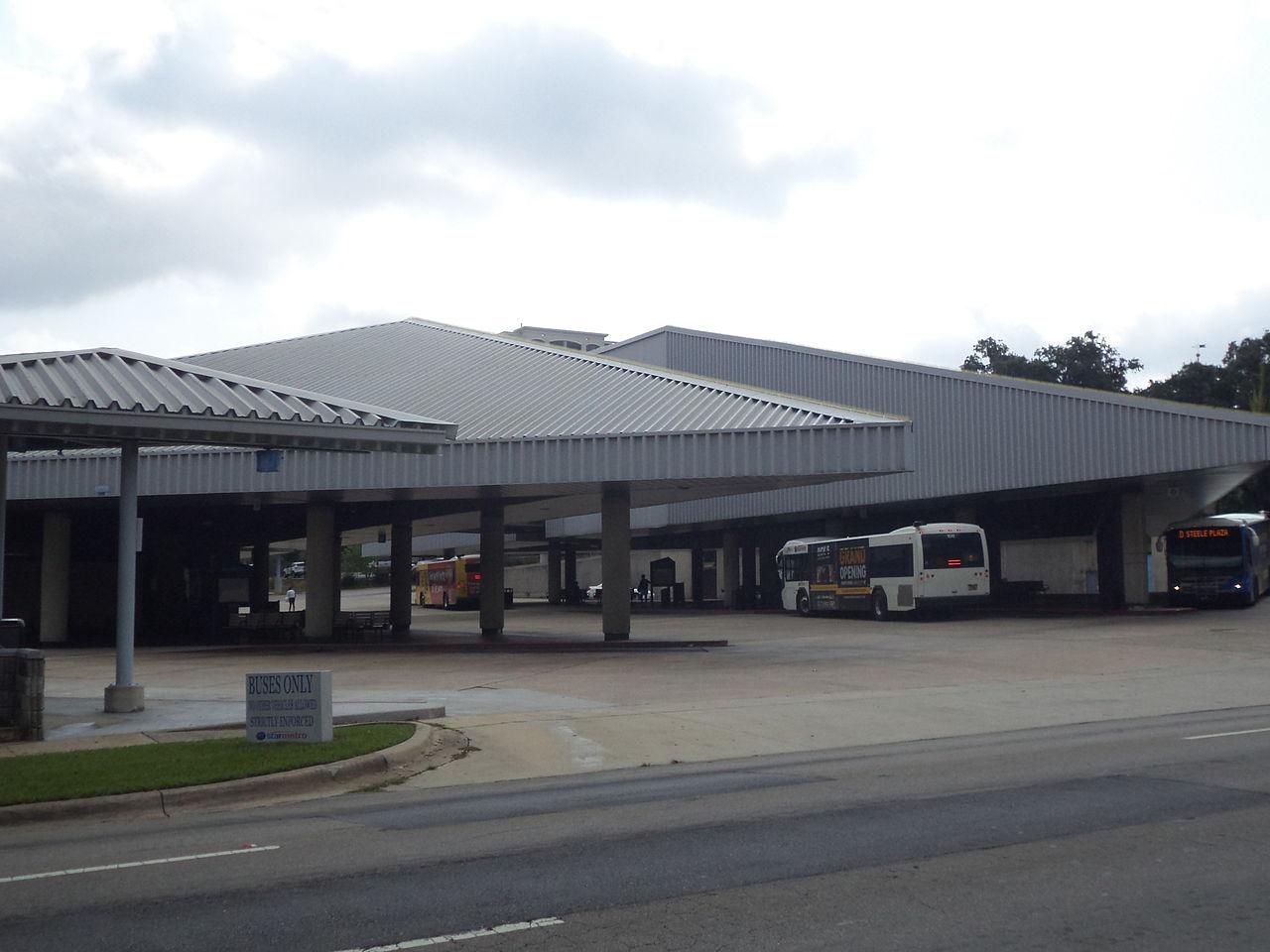 CK Steele Terminal