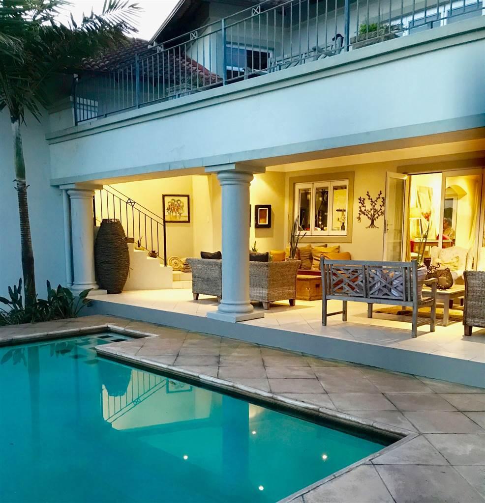 4 Bedroom Freestanding House For Sale in Umhlanga Rocks