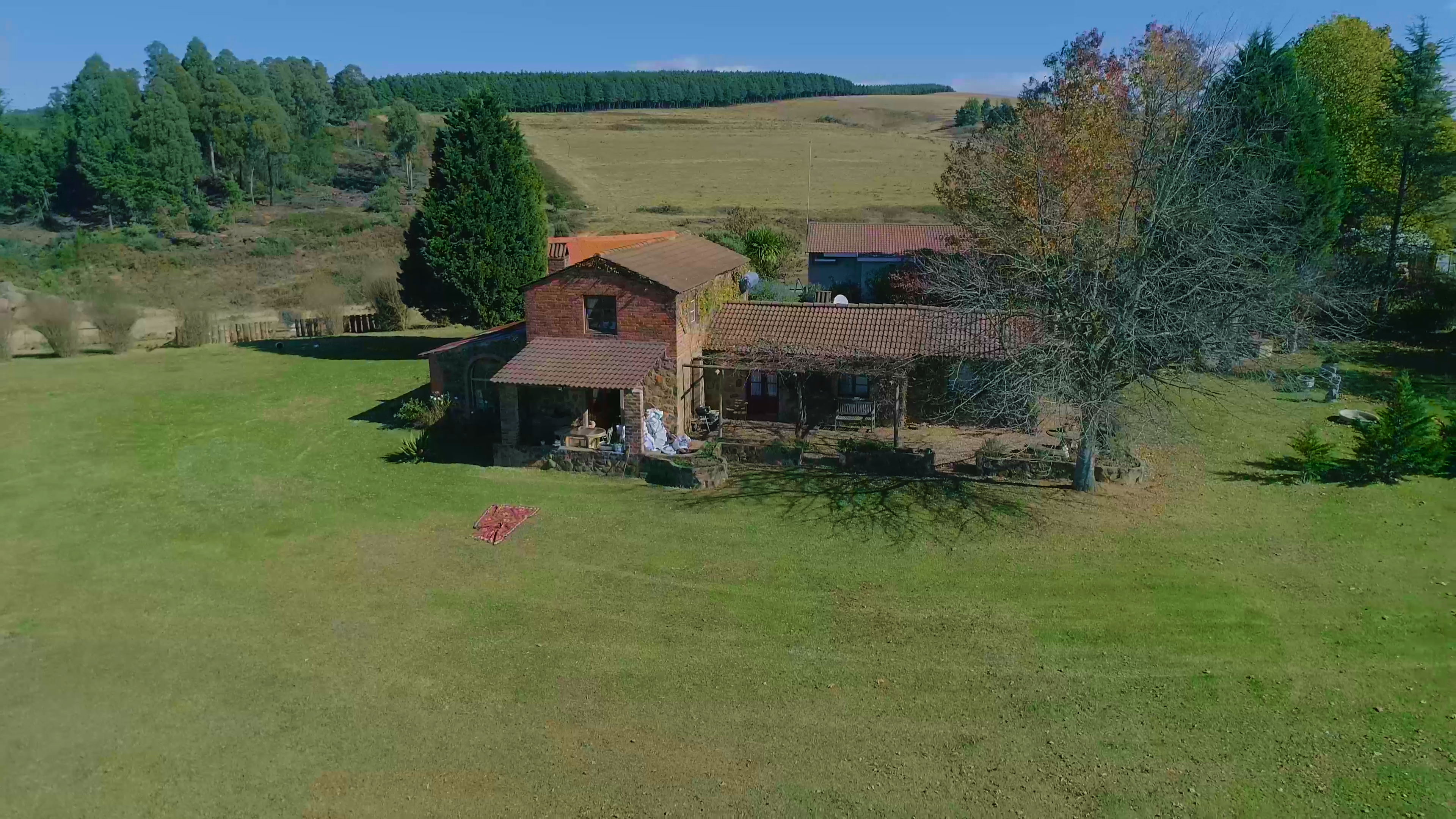 56Ha Farm For Sale just off Currys Post Road