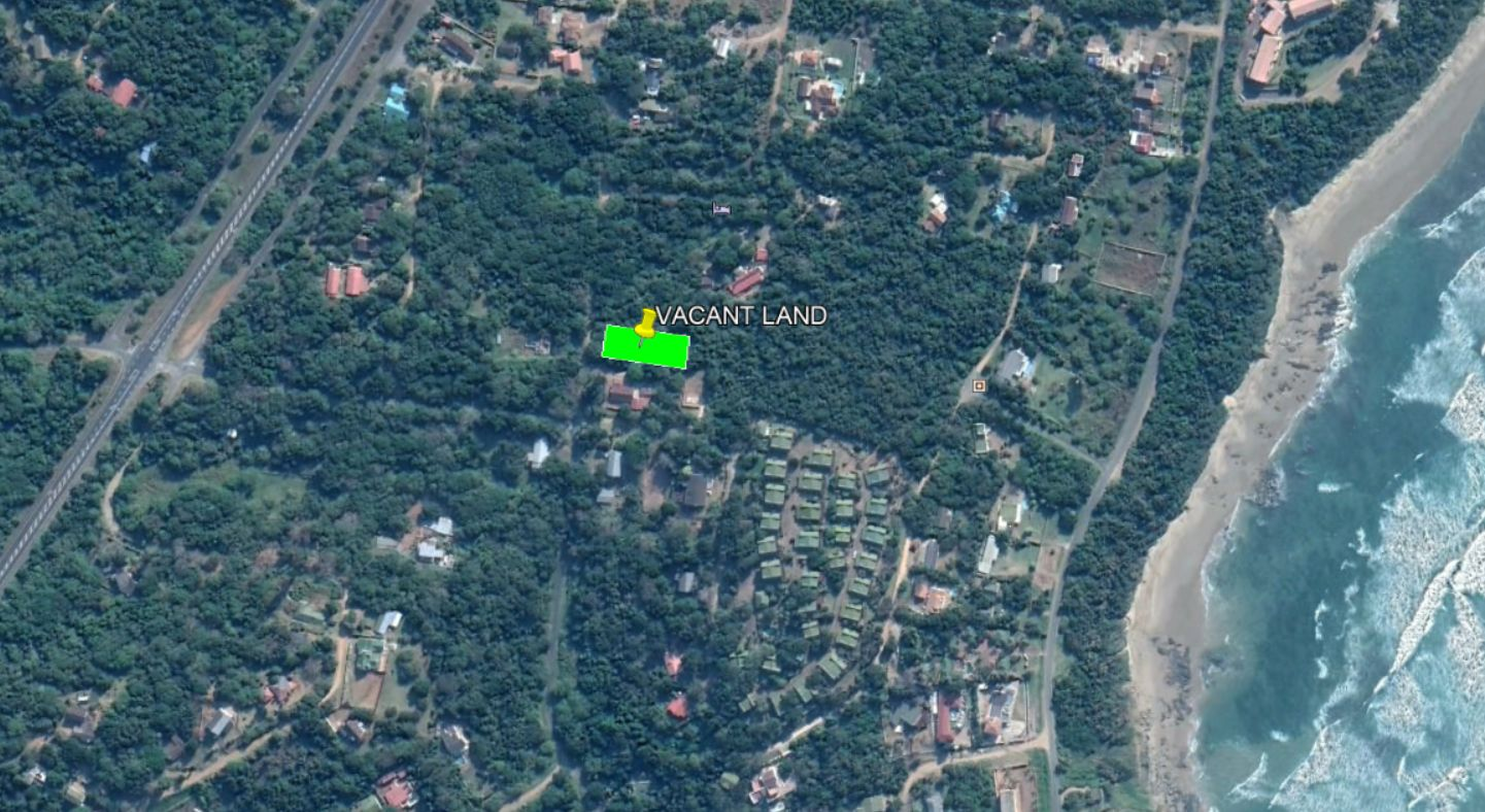 1863m2 Vacant Land For Sale in Palm Beach