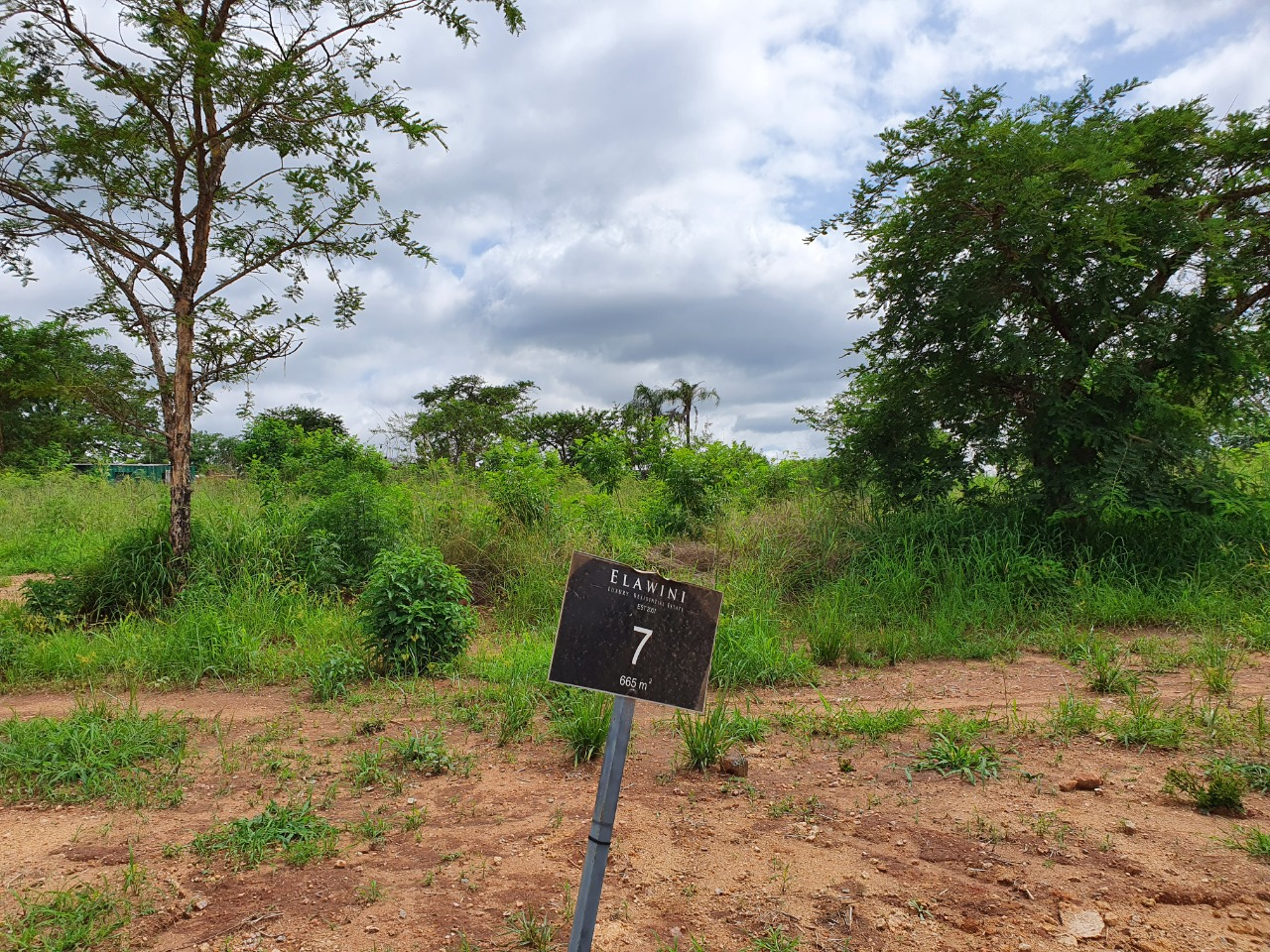 665m2 Vacant Land For Sale in Riverside Park